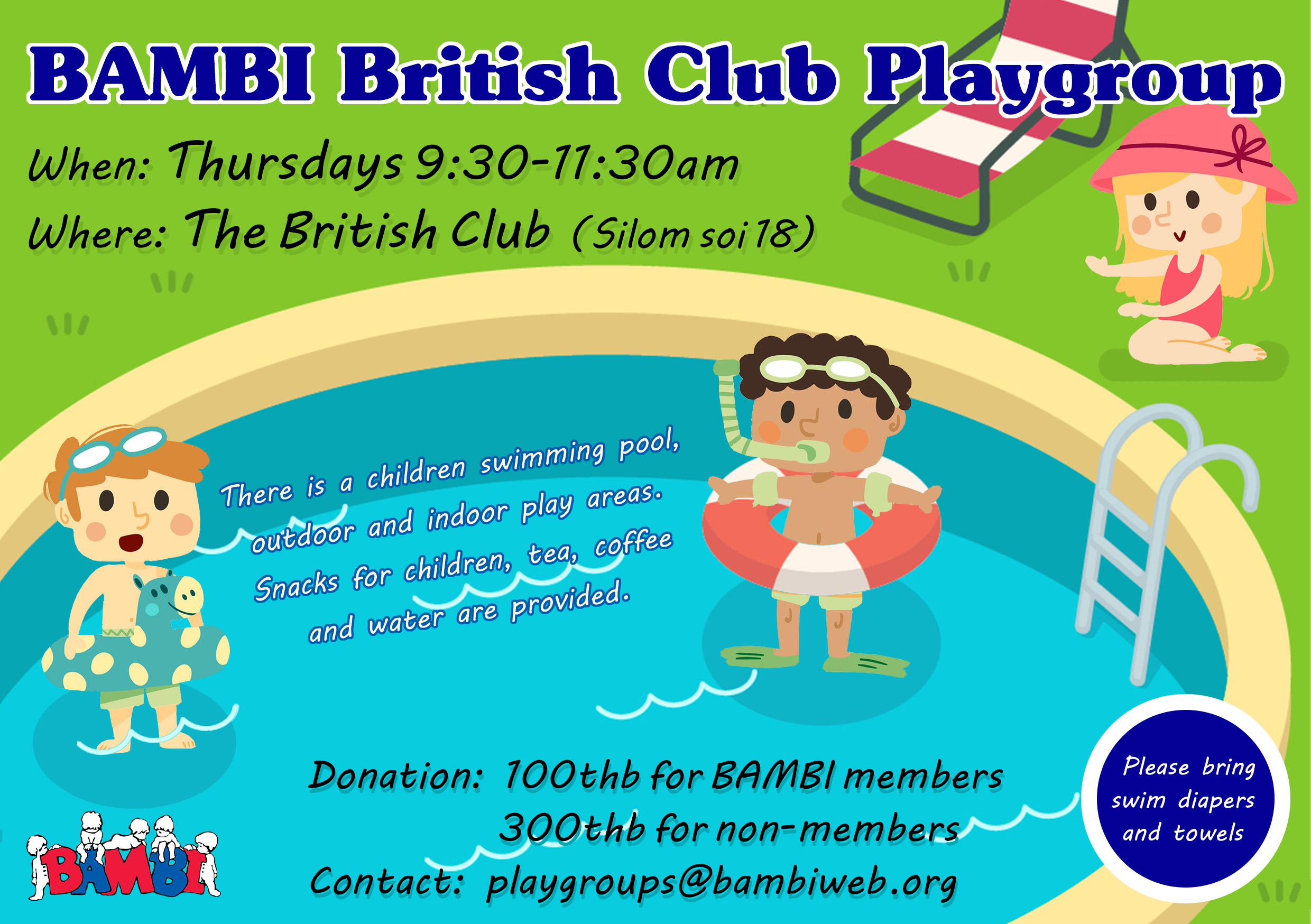 British Club Playgroup
