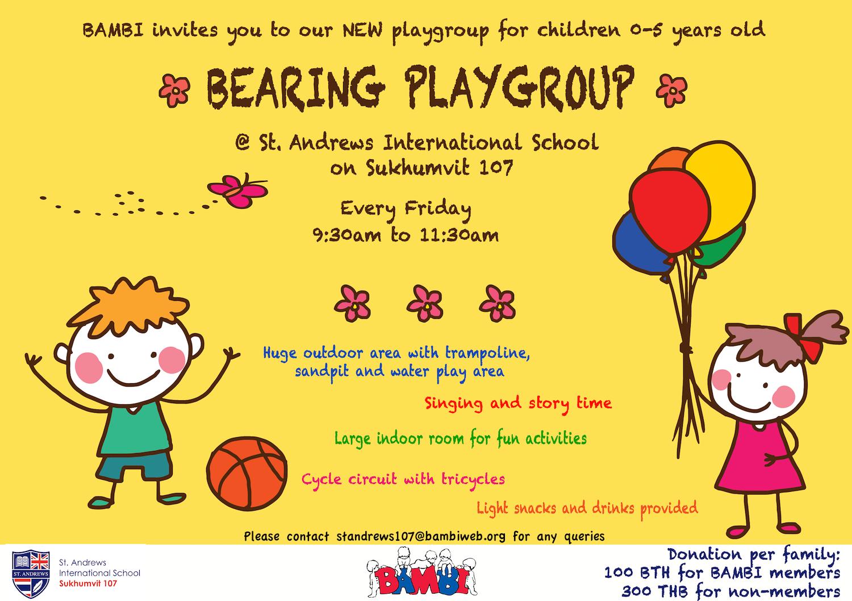 Bearing Playgroup