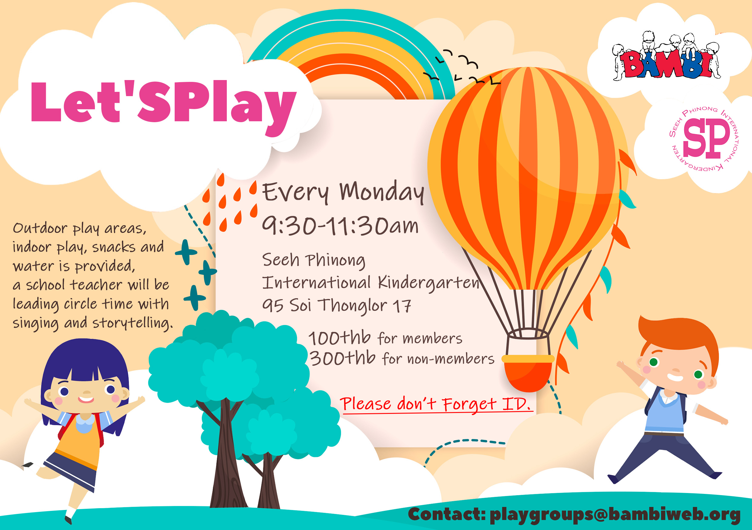 Let'SPlay Playgroup