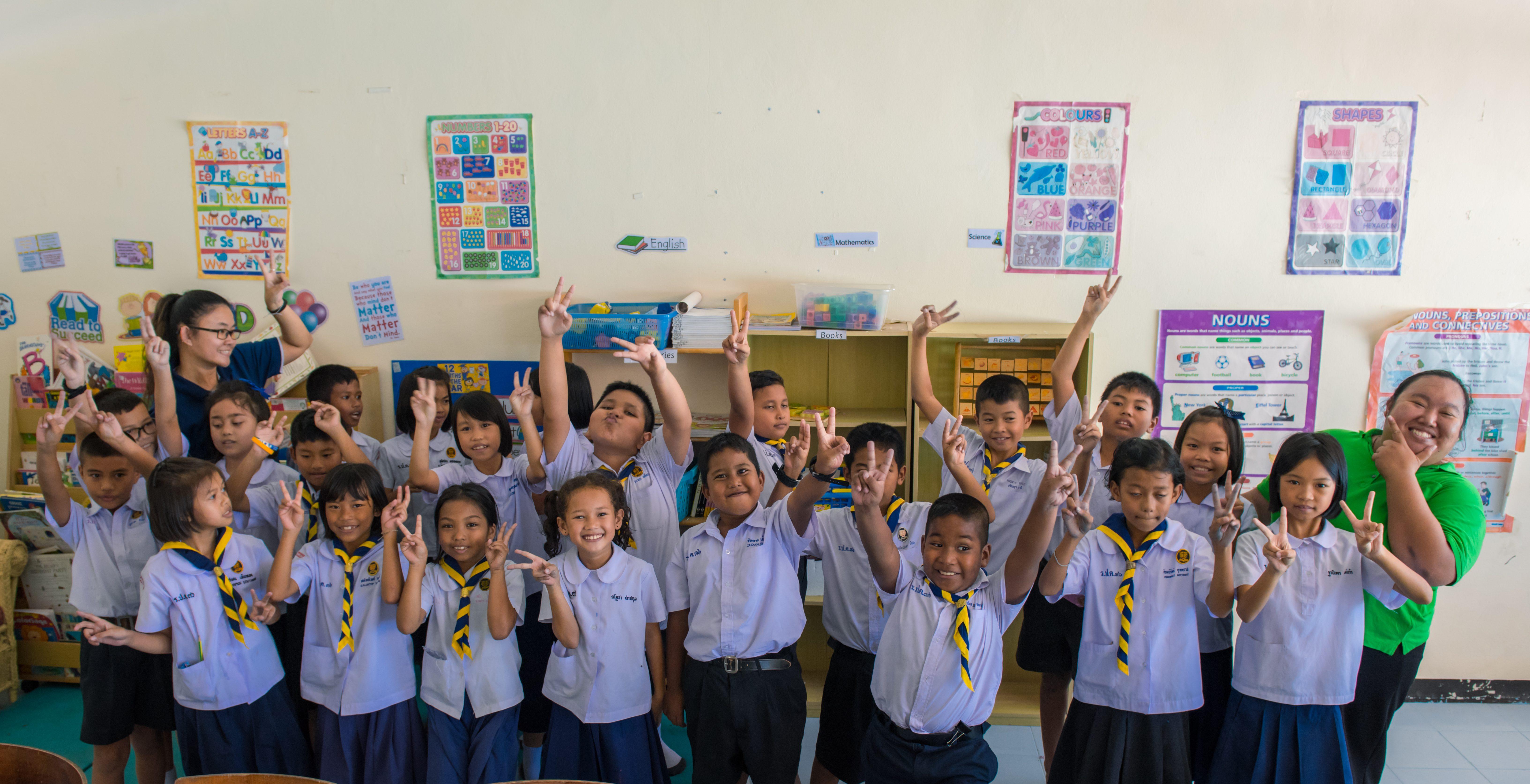 BAMBI Donates ฿50,000 to Underprivileged Children in Phuket