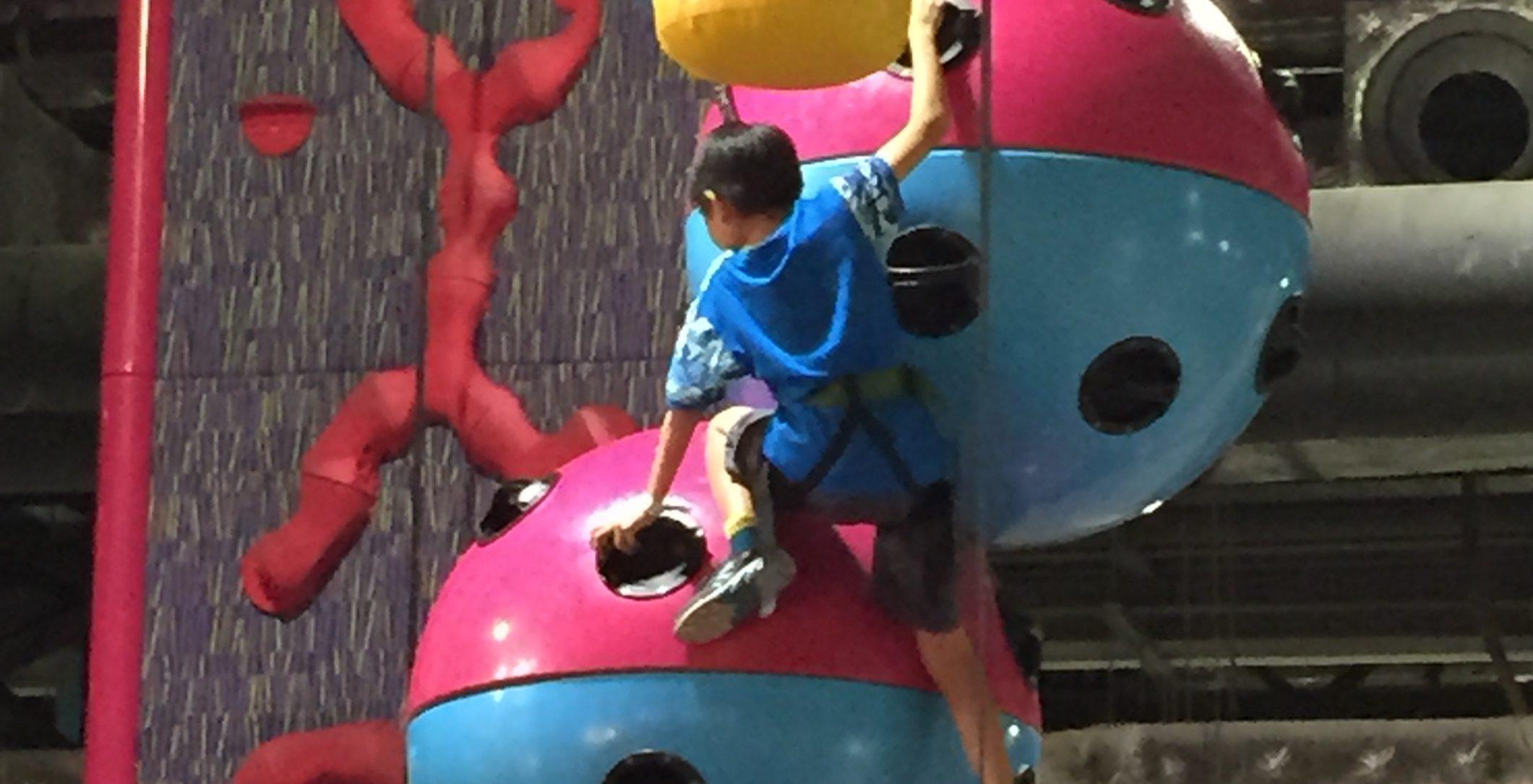 Indoor Adventure Spaces for Kids