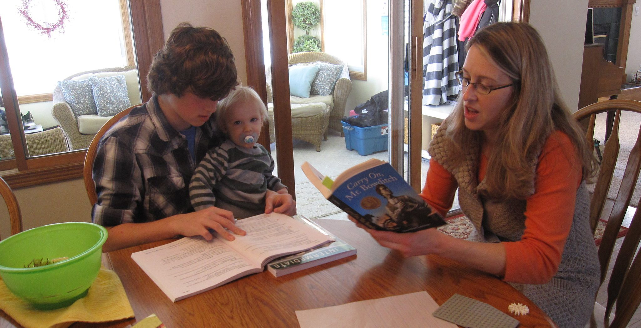 Homeschooling: Curriculums, Benefits, and Problems