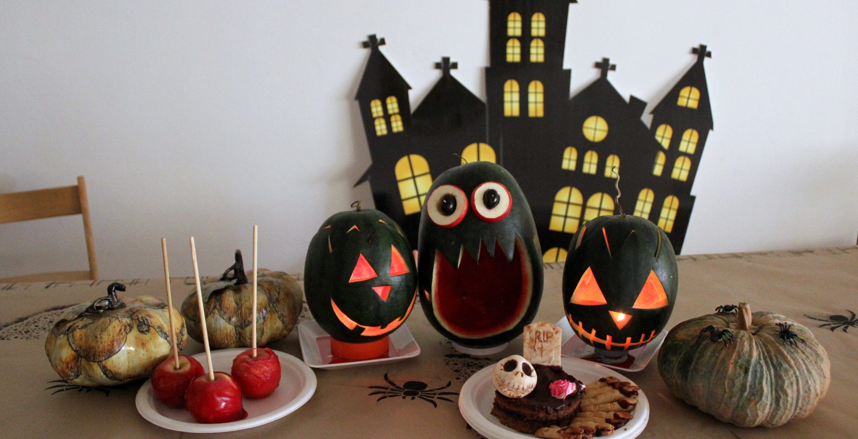 Craft Ideas for Your Halloween Party