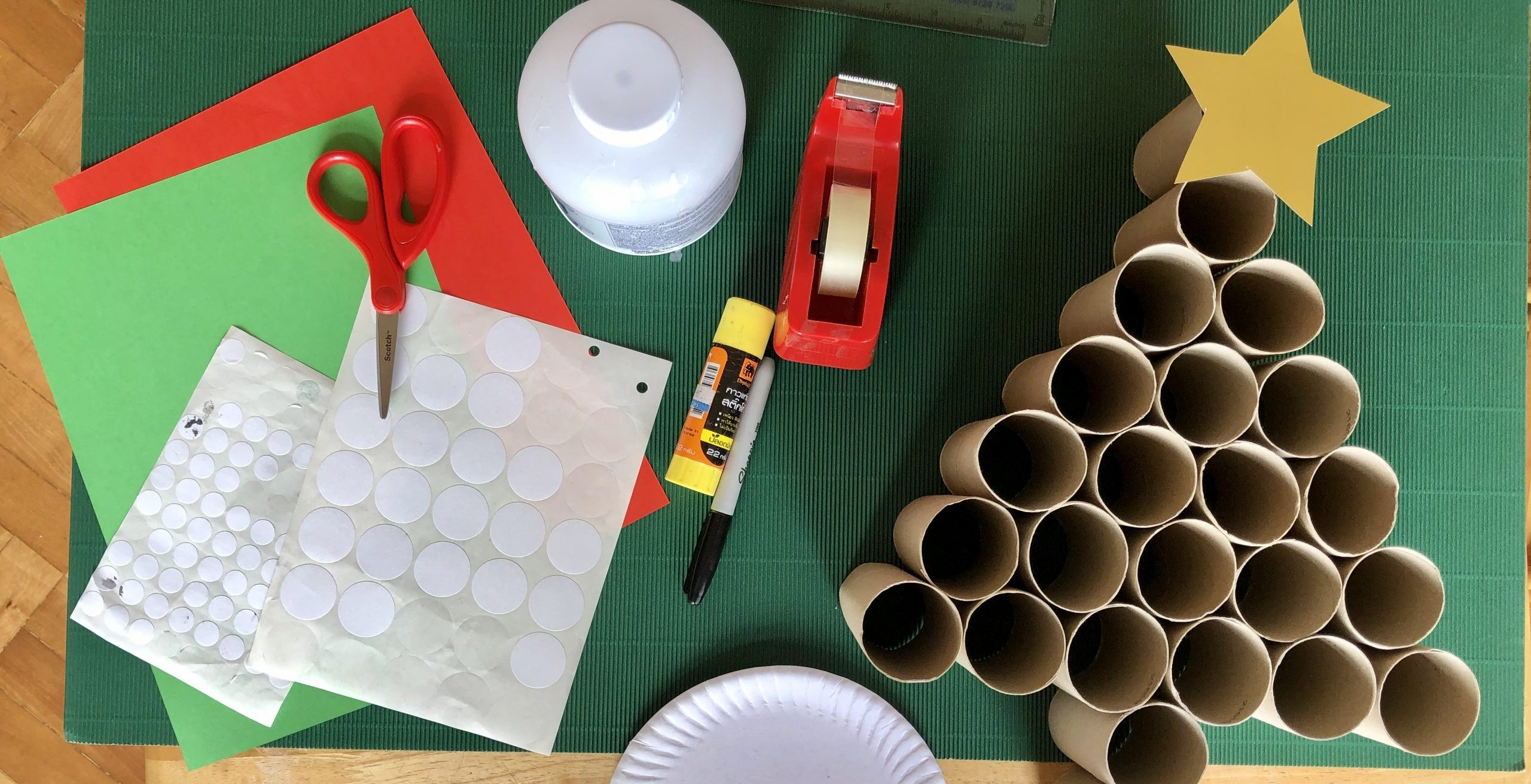 CRAFT: Make Your Own Advent Calendar