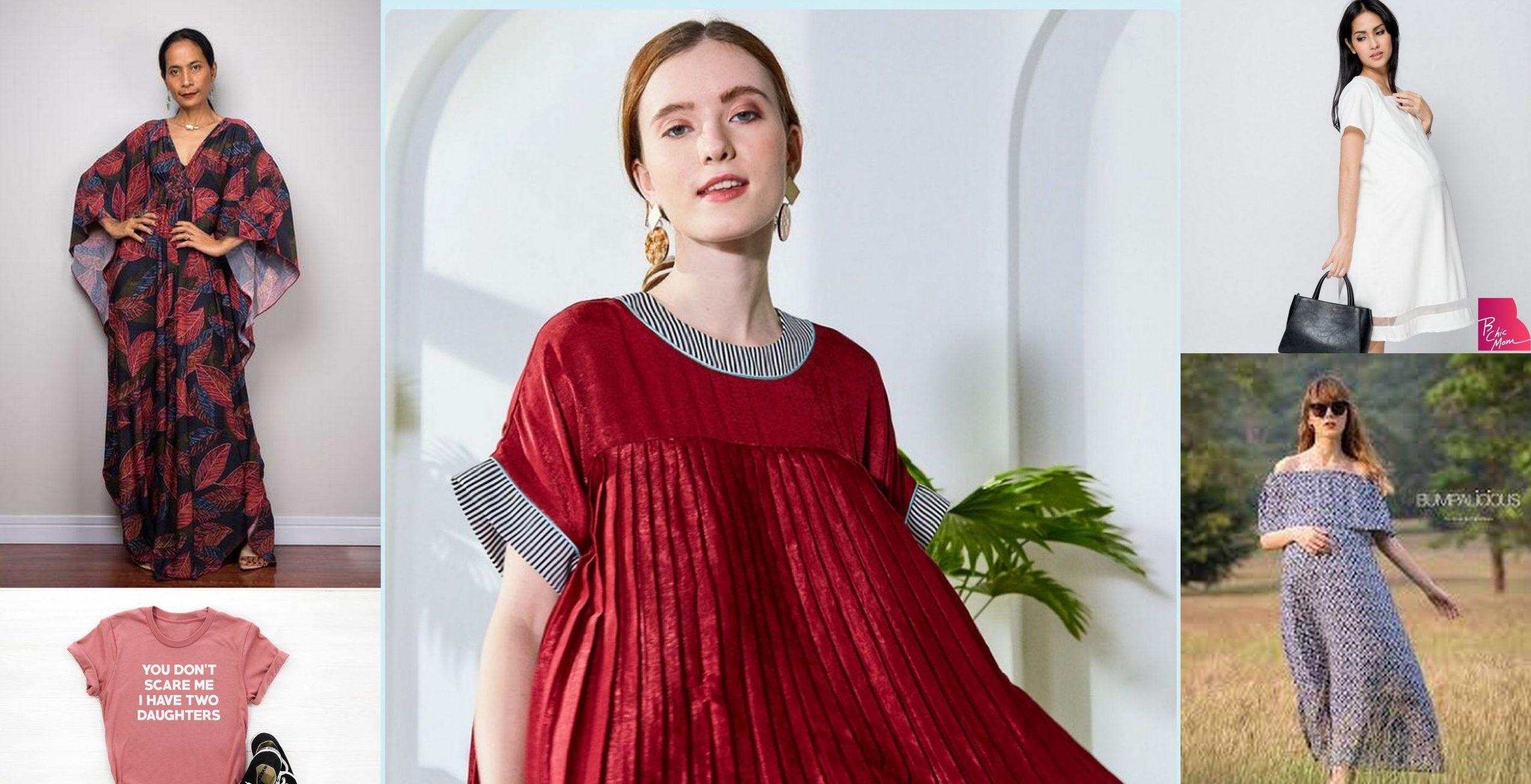 Online Shopping for Maternity Wear in Bangkok