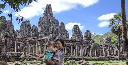 Visiting Siem Reap with a Baby