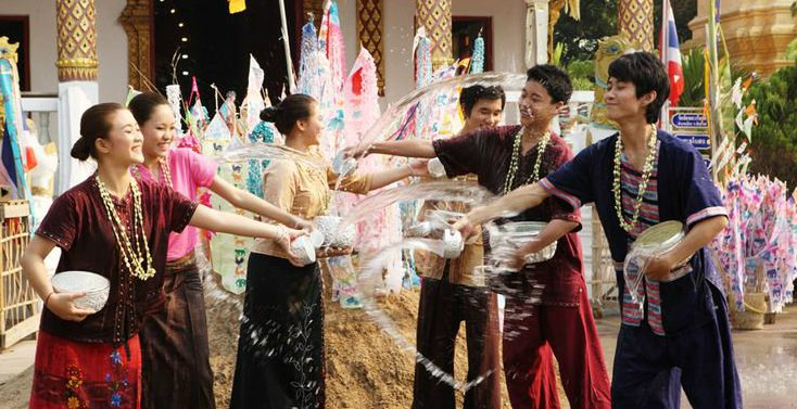 The True Meaning of Songkran