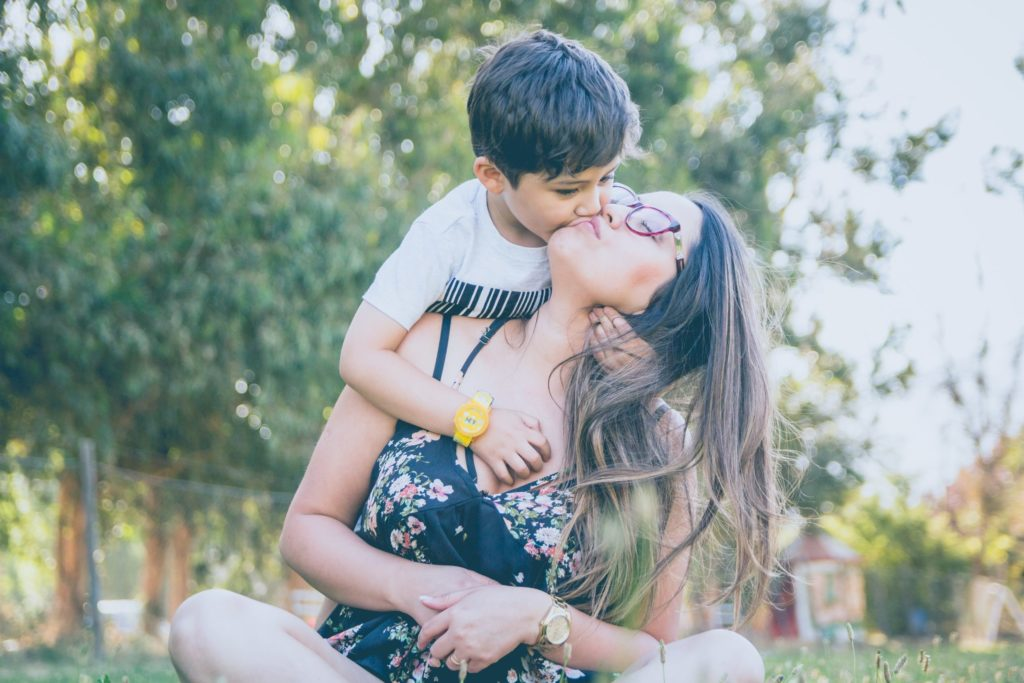 connection parenting