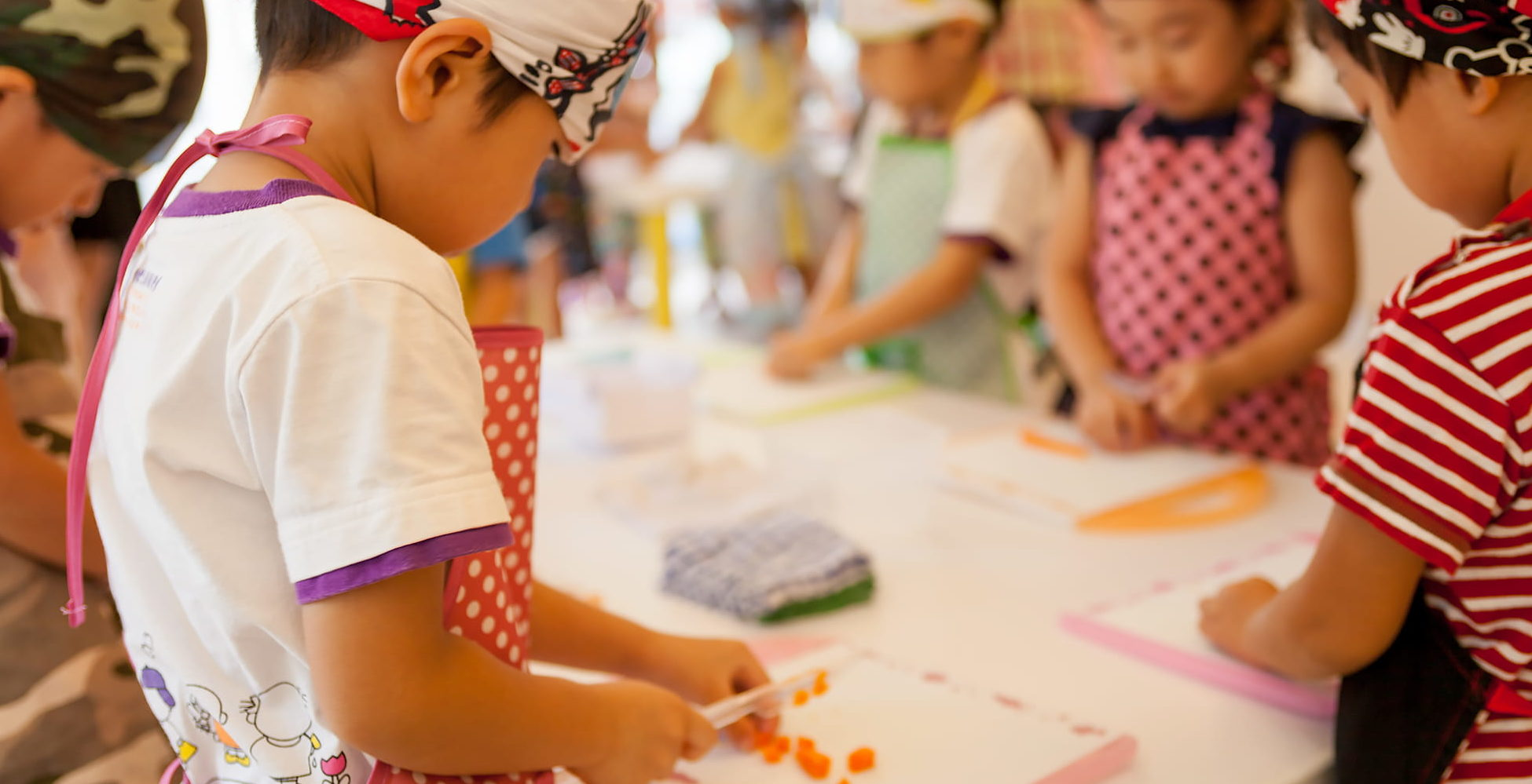Creating Enjoyable Food Experiences for Kids  子どもと紡ぐ食の記憶