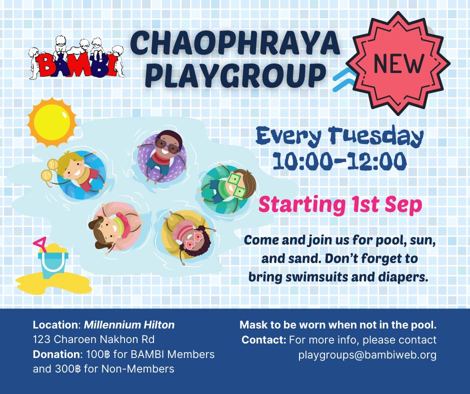 Chaopraya Playgroup