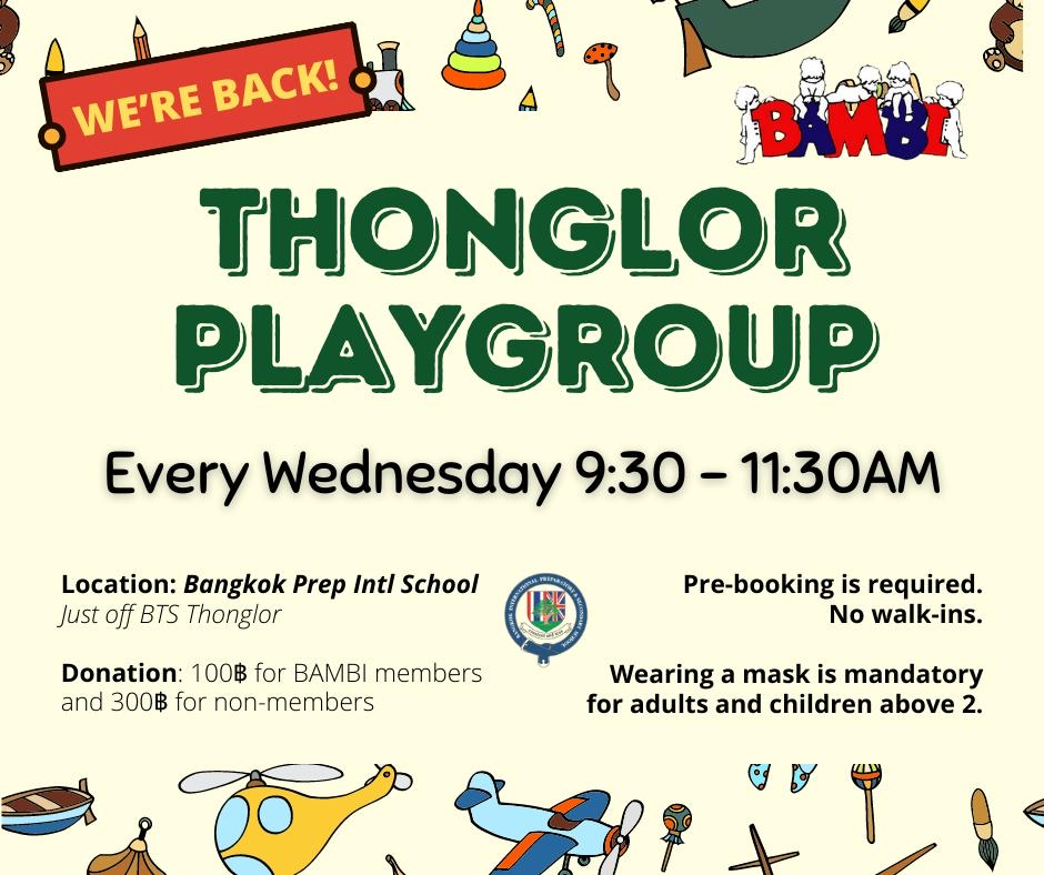 Thonglor Playgroup