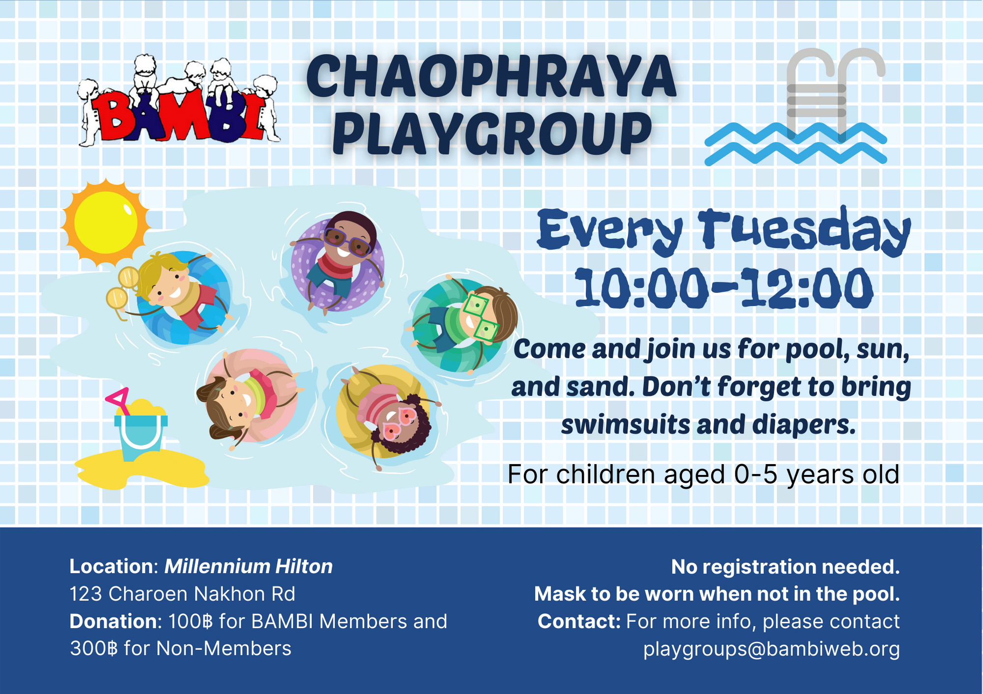 Chaophraya Playgroup