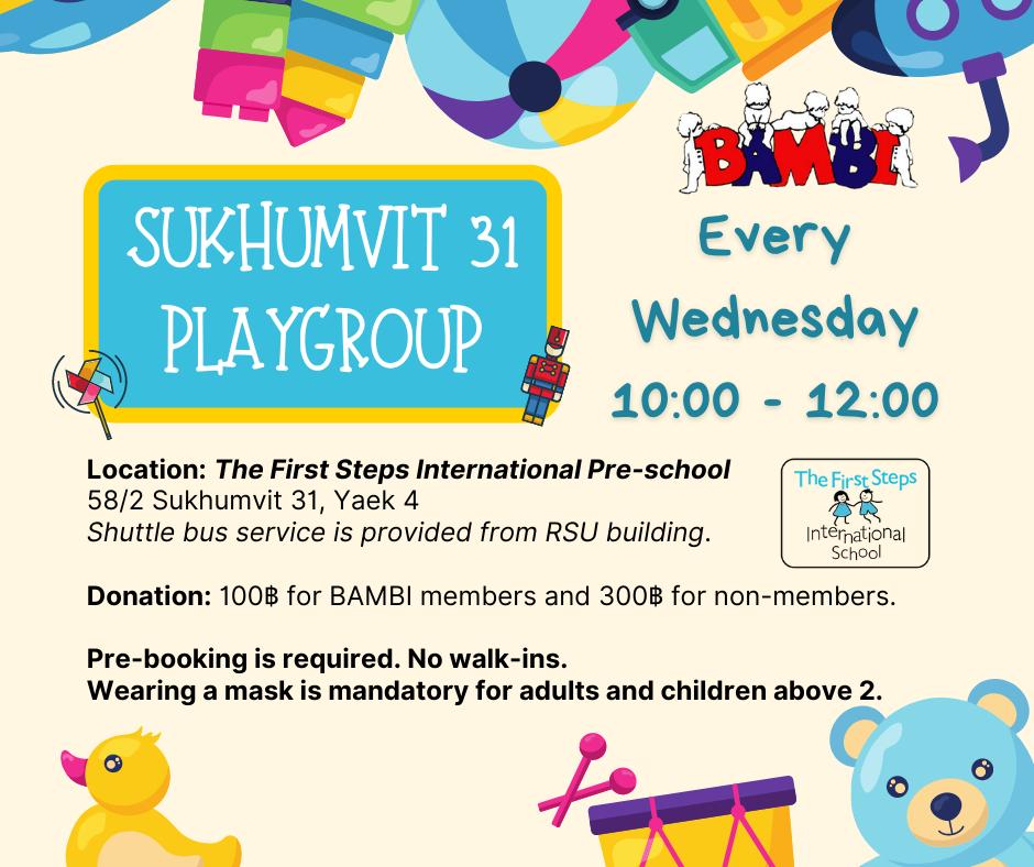 Sukhumvit 31 Playgroup