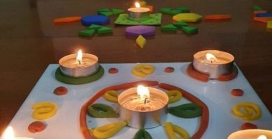 My Childhood Memories of Diwali