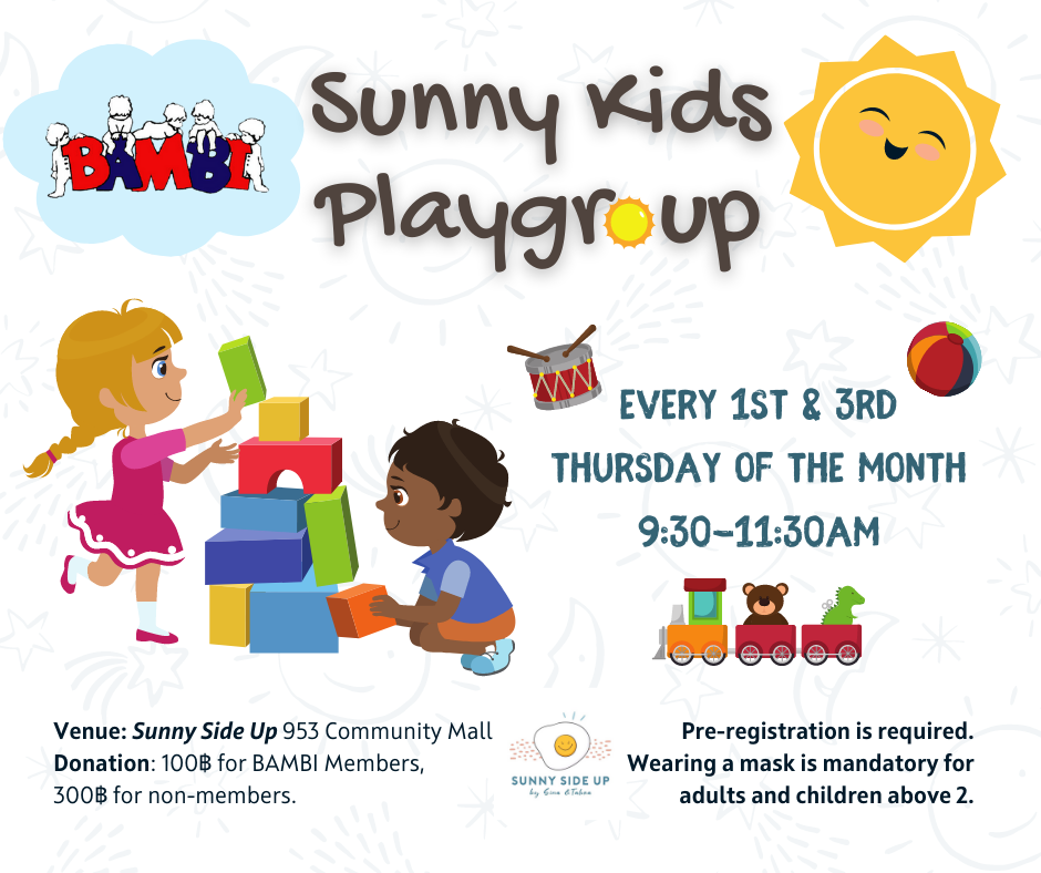 Sunny Kids Playgroup
