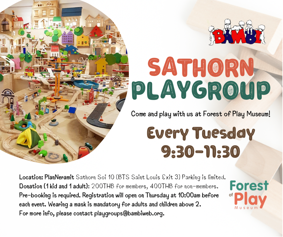 Sathorn Playgroup