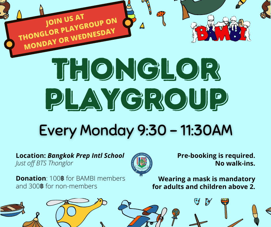 Monday Thonglor Playgroup