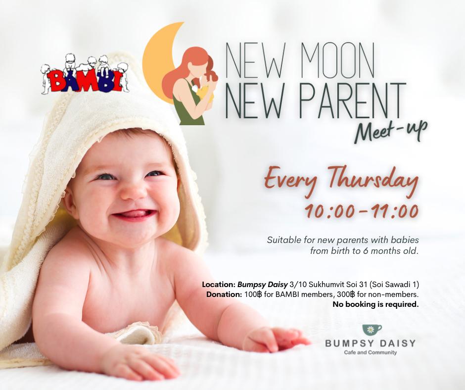 New Moon New Parent Meet-up