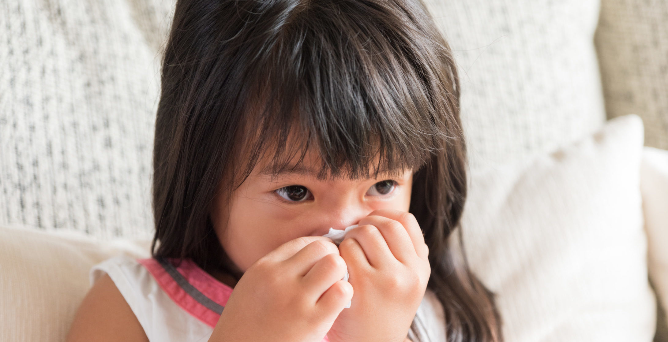 Allergies in Children — Four Things to Bear in Mind