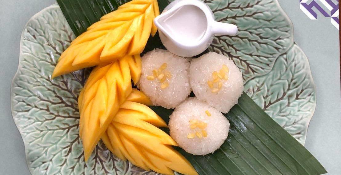Mango and Sticky Rice Recipe