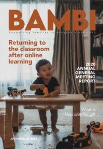 BAMBI Magazine July-August 2021