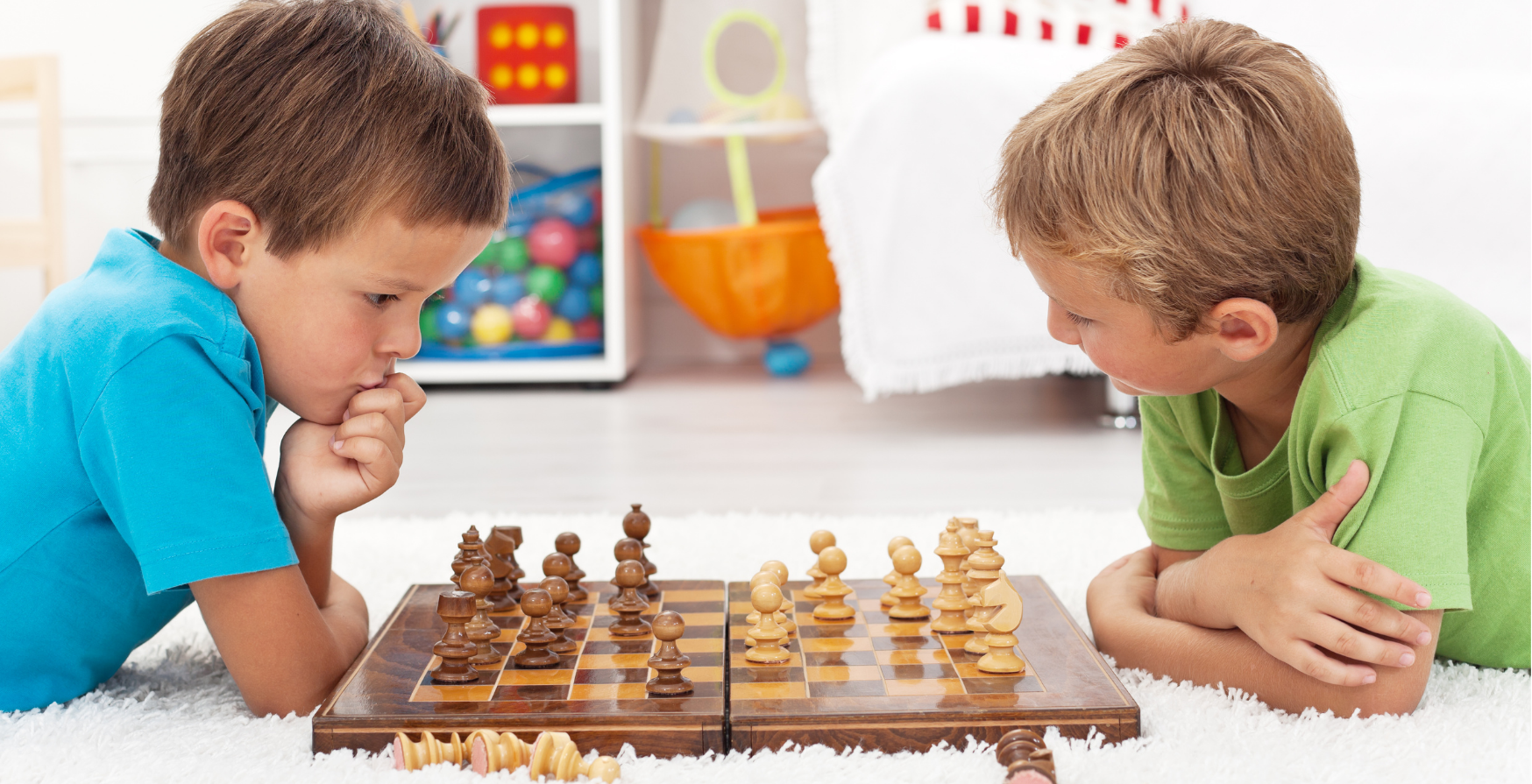10 Reasons Why Kids Should Play Chess