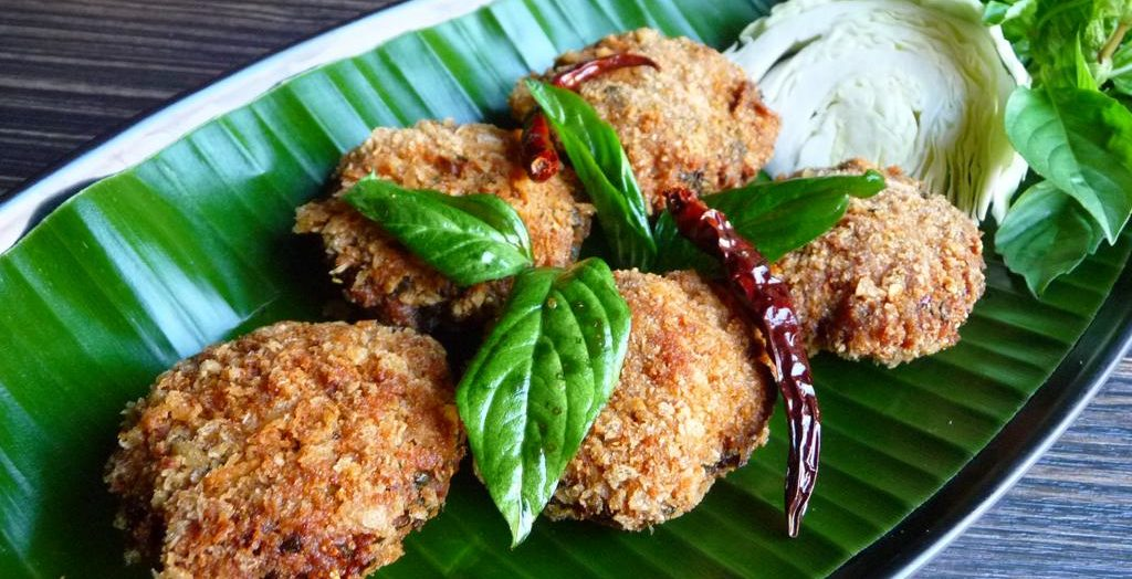 Recipe: Thai Pork Patties